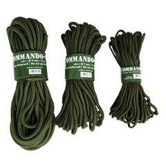Multi-Purpose 15m Commando Rope - 7mm
