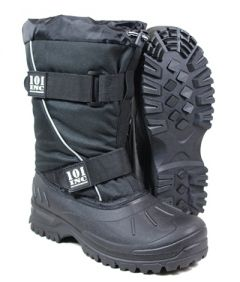 Black Heavy Snow/Cold Weather Boots