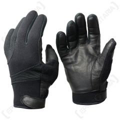 Neoprene Gloves with leather palms