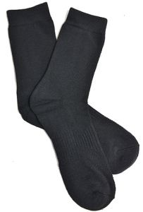 Black CoolMax Socks