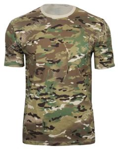 Multitarn Camouflage T-Shirt - Old Style