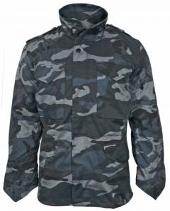 Dark Camo M65 Field Jacket
