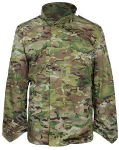Multitarn Camo M65 Field Jacket