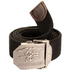 Navy Seal Belt - Black
