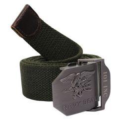 Navy Seal Belt - Green