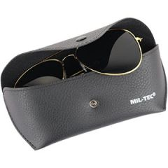 US Aviator Sunglasses - Black Lens