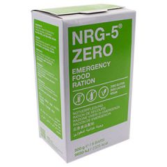 NRG Emergency Food Rations - Gluten Free