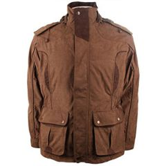 3-in-1 Normandie Jacket with Removable Liner - Brown