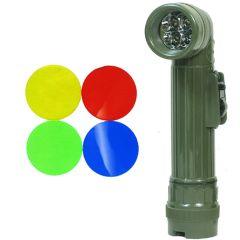 Olive TL-132 Field Torch - Medium