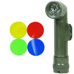 Olive TL-122 Field Torch - Large