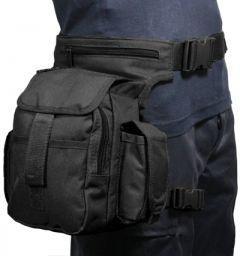 TACTICAL Waist Multi Pack - Black