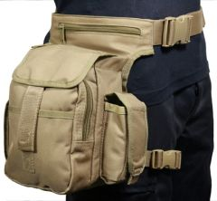 TACTICAL Waist Multi Pack - Coyote