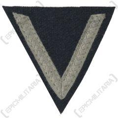 Army Gefreiter - Subdued Tresse on Black