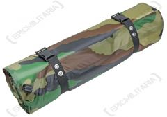 Inflatable Roll Mat - Woodland Camo