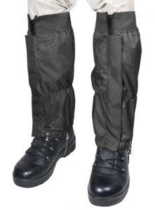 Waterproof Rip Stop Gaiters - Black