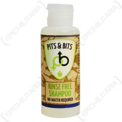 Pits and Bits No Rinse Shampoo