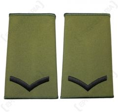 British Army Rank Slides - LCPL