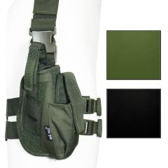 Tactical Pistol Holster - Right Leg