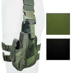 Tactical Pistol Holster - Left Leg