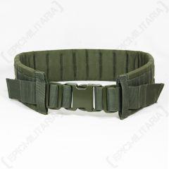 Olive Green Molle Modular Belt