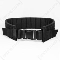 Black Molle Modular Belt