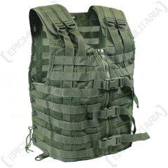 Molle Carrier Assault Vest - Olive