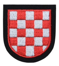 Chequered - Croatian Volunteers