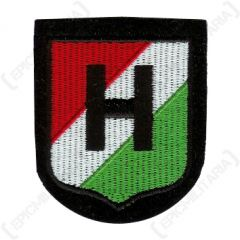 WW2 German Hungarian Volunteer Shield