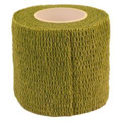 4.5m Adhesive Tape - Olive Drab