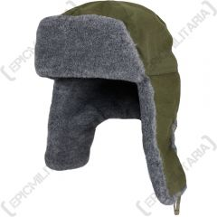 Czech/Russian Ushanka Style Hat