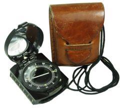 Original Polish Army Compass and Case