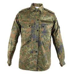 German Army Flecktarn Shirt - Womens