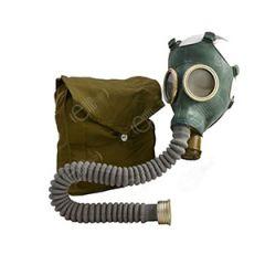 Russian GP4 Gas Mask