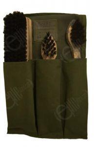 Dutch Army Shoe Polish Kit