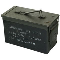 Original US Army 5.56mm Ammo Can