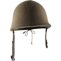 Original French NATO Helmet Cover - Beige