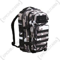 20L Molle Assault Pack Regular - US Urban Camo