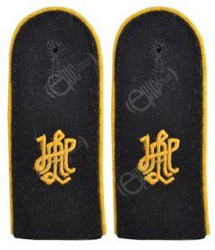 Waffen-SS LAH EM Shoulder Boards