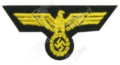 Kriegsmarine Field Division Officer Cap Eagle