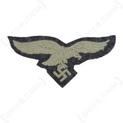 WW2 German Luftwaffe EM Cap Eagle