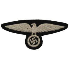 SS Arm Eagle - Grey thread (Old style) - Thumbnail