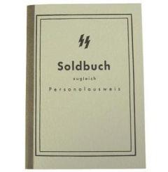 German SS Soldbuch