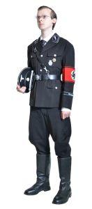 WW2 Allgemeine SS Officer