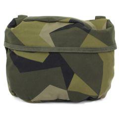 Swedish Army M90 Camo Large Molle Bag