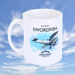 Fairey Swordfish Mug Thumbnail
