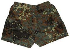 Boxer Shorts - Flecktarn