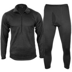 Third Generation ECWS Thermal Underwear - Black thumb 1