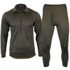 Third Generation ECWS Thermal Underwear - Olive Green thumb 1
