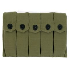 Thompson 5 Cell 20rd Ammo Pouch - Olive Drab