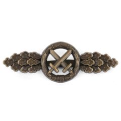 Air to Ground Support Clasp - Bronze